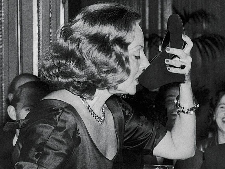 Actress Tallulah Bankhead